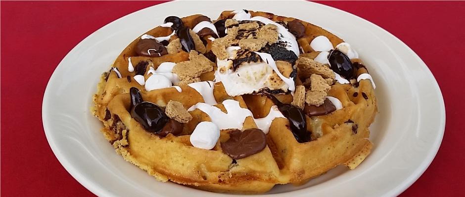 Smore-Waffle