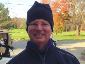 Gerry Bertelsen - 1st gross age 50 to 59