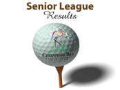 Senior League and Tournament Series Results
