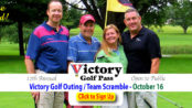 Victory Golf Outing October 16, 2017