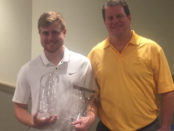 Andrew Barbin, Jr wins Champions Cup and Player of the Year