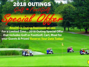 Chesapeake Bay Golf Club 2018 Golf Outing Special Offer!