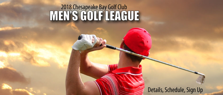 Men's Golf League