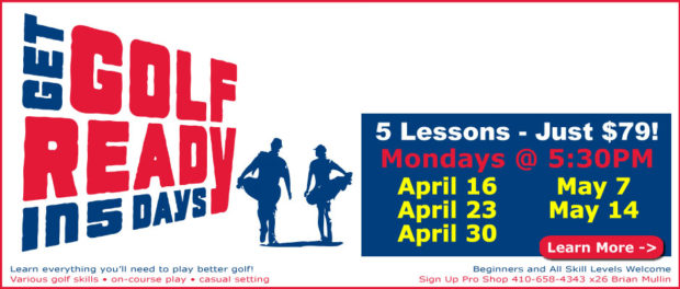 Get Golf Ready Golf Clinic