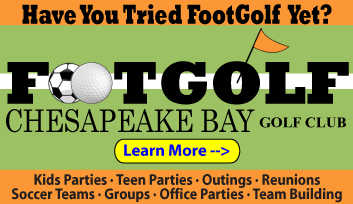 Try FootGolf