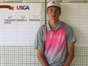 Austin Barbin Shoots 1 Under Par 70 at US Junior Am Qualifier