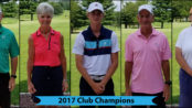 Chesapeake Bay Golf Club 2017 Club Champions
