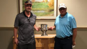 Dave Nickler and Jeff Medlar Win 2017 CBGC Men's League