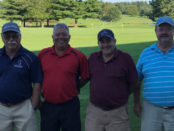 2017 Labor Day Mixer Low Net Team