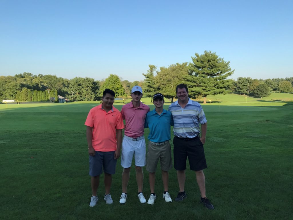 Labor Day Scramble Low Gross Team