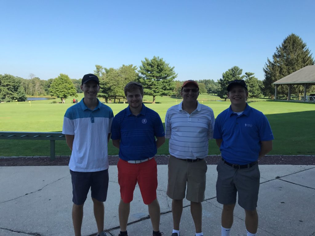 2nd Place Gross Team Labor Day Scramble