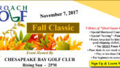 APROach Golf Fall Classic November 7, 2017