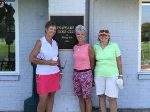 Ladies Senior Club Champions