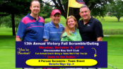 Victory Fall Scramble Golf Outing