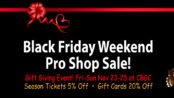Black Friday Shop Sale at Chesapeake Bay Golf Club