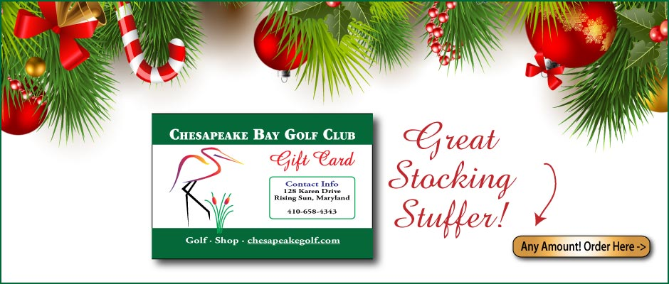 a7b380e3563 CBGC Gift Cards - Chesapeake Bay Golf Club