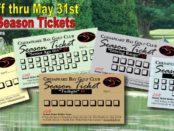Sale! Chesapeake Bay Golf Club Season Tickets