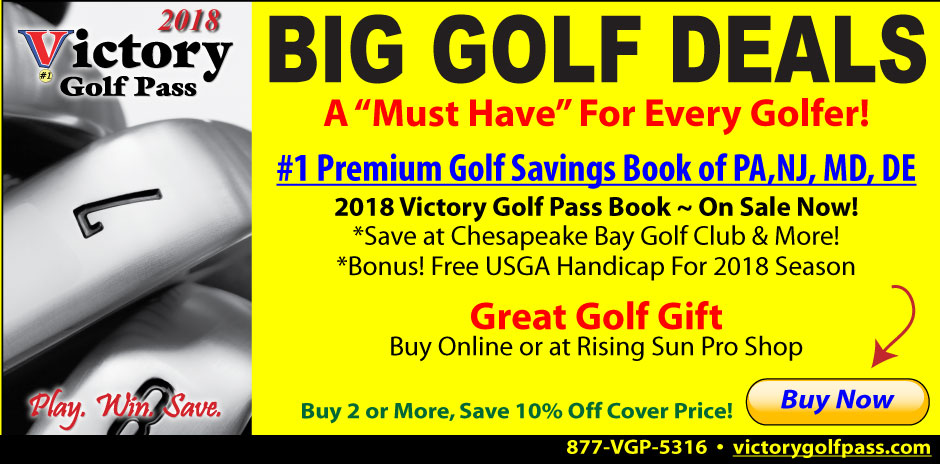 2018 Victory Golf Pass Book On Sale Now! Click to Buy Now.