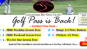 Chesapeake Bay Golf Club's 2018 Golf Pass is Back!