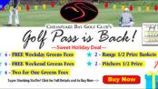 2018 CBGC Golf Pass