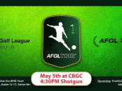 FootGolf AFGL Tour Event May 5, 2018