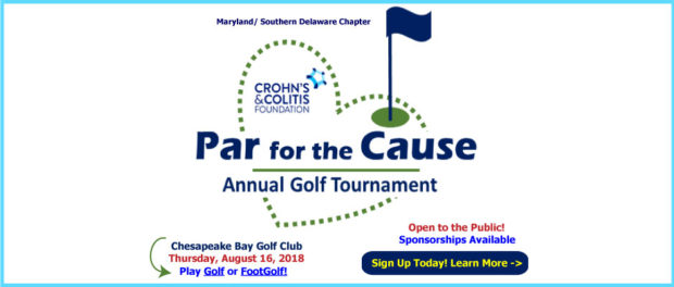 Par for the Cause Crohn's & Colitis Foundation Golf Tournament