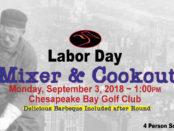 Labor Day Golf Scramble & BBQ