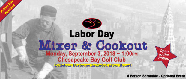 Labor Day Golf Scramble & BBQ