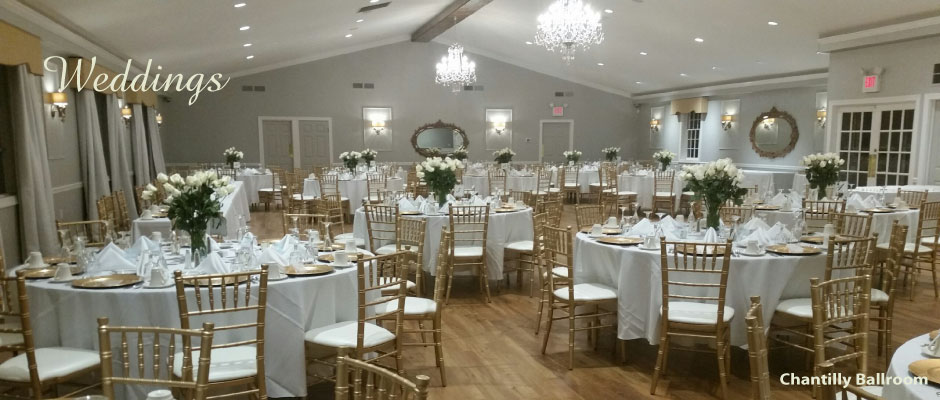 Brand New Chantilly Ballroom