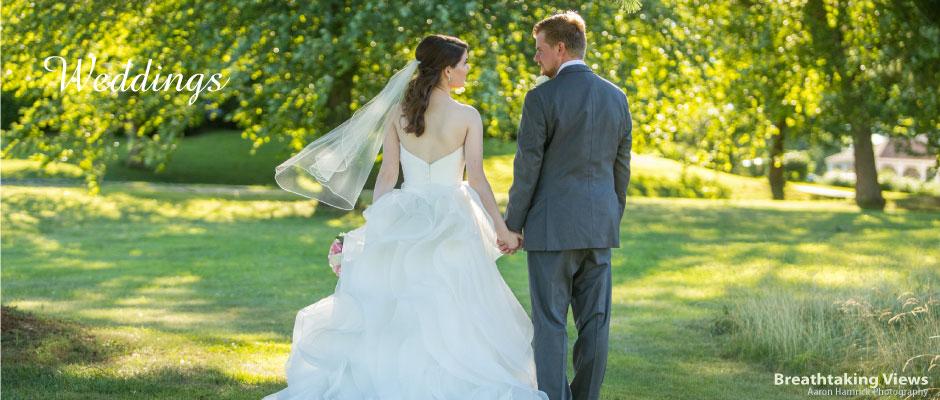 Scenic Wedding Photography Chesapeake Bay Golf Club