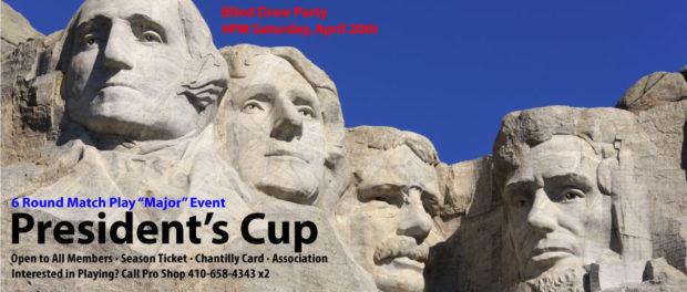 President's Cup at Chesapeake Bay Golf Club