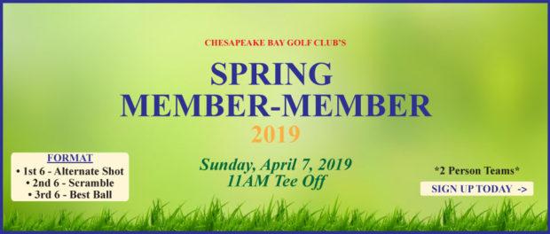 Member-Member Tournament