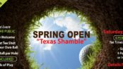 Spring Open Texas Shamble