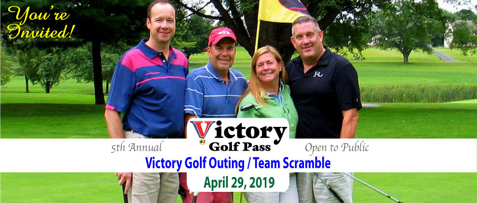 Victory Golf Pass Outing