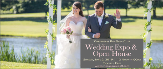 Chesapeake Bay Golf Club Wedding Expo + Open House