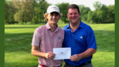 Austin Barbin Qualifies at Local US Open Qualifier at Hillendale